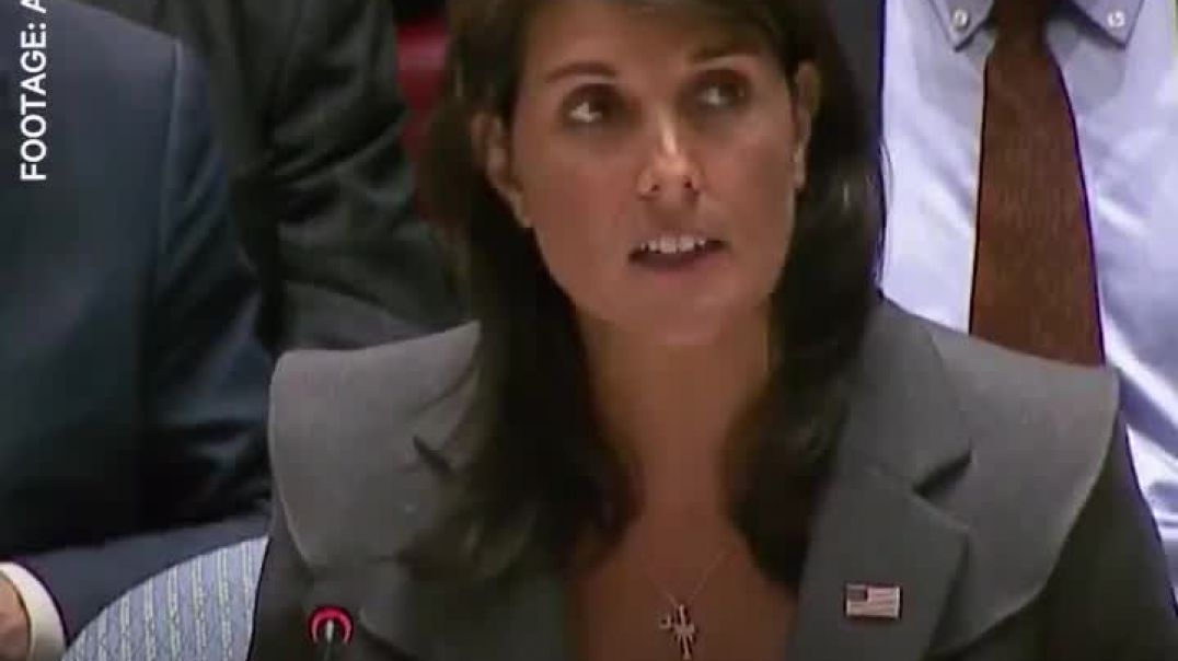 Nikki Haley Begs Nations for Support