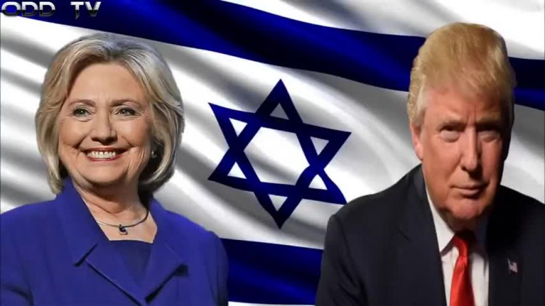 Trump is a Shabbos Goy of Zionist Jewery