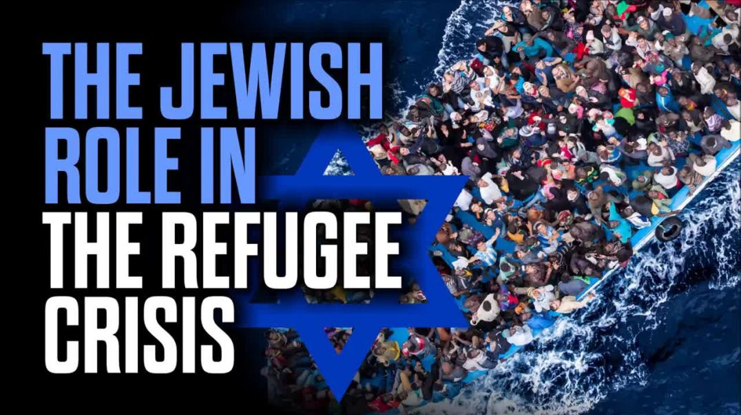 The Jewish Role in the Refugee Crisis (720p)