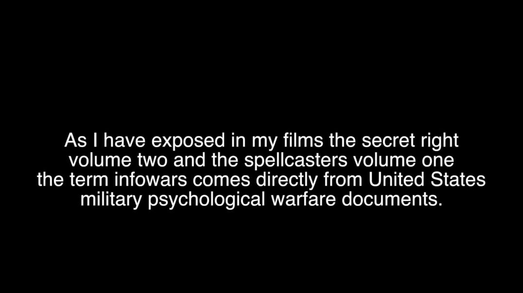 ALEX JONES AND JOE ROGAN ARE CIA PSYCHOLOGICAL WARFARE AGENTS 100 PERCENT PROOF.[1080P]