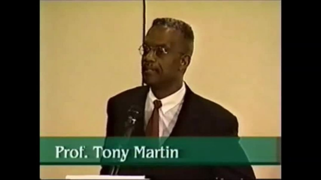 David Irving & Tony Martin - The Jewish Role In The Trade In African Slaves