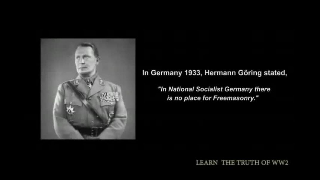 Hitler a Freemason debunked in under 3 minutes