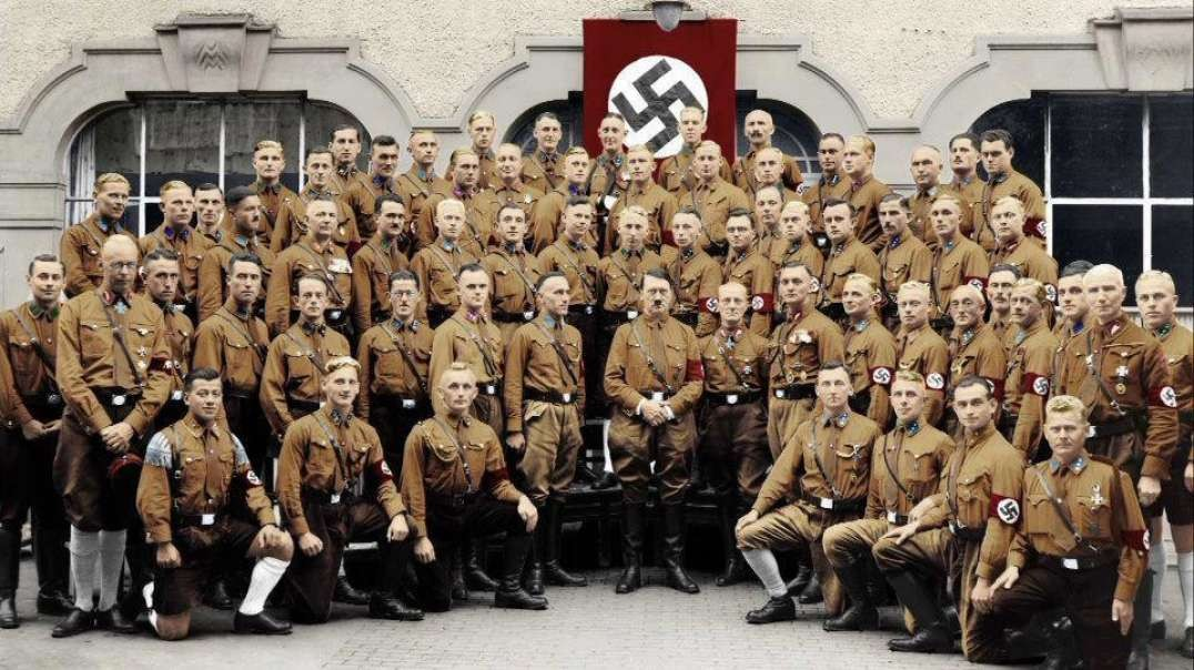 Adolf Hitler - ''An eye for a eye a tooth for a tooth''