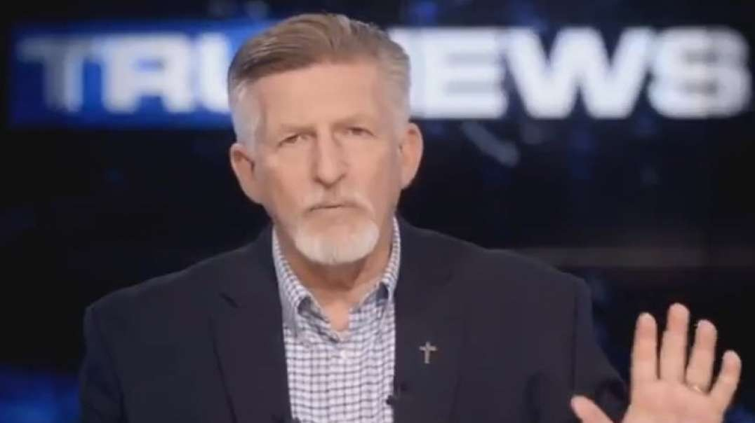"Christian Pastor Rick Shlomo Wiles: ""The Mask is the mark that you are part of the Nazis"""