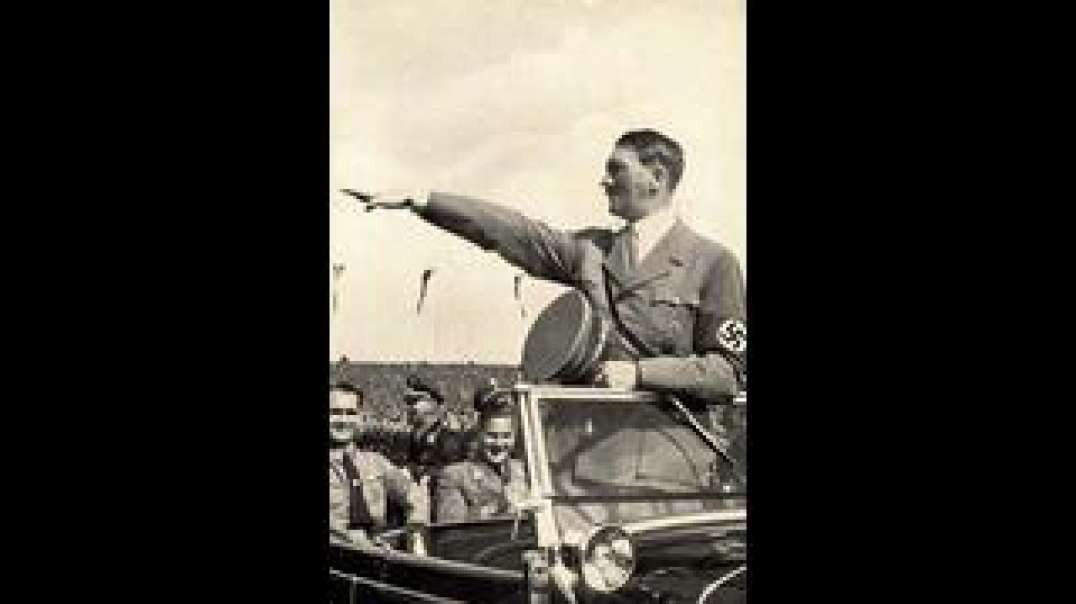 Adolf Hitler: We Will Defend Christian Germany