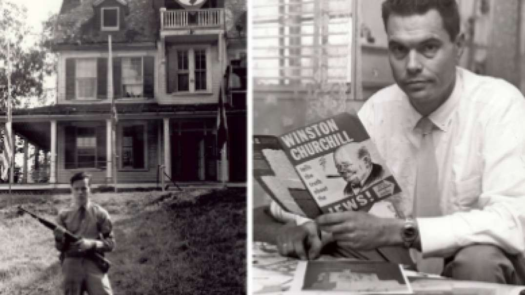 George Lincoln Rockwell - American National Socialism