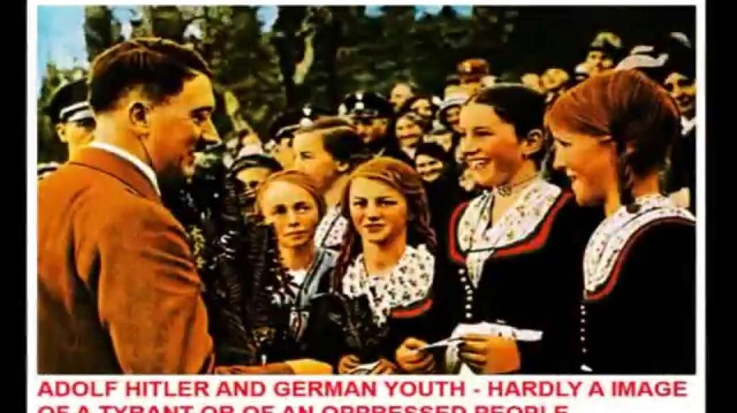 Adolf Hitler's Economic Reform - An excellent model rendering Jewish Bankers totally OBSOLETE.