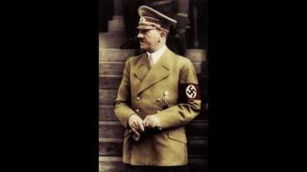 Adolf Hitler on the Invasion of Russia