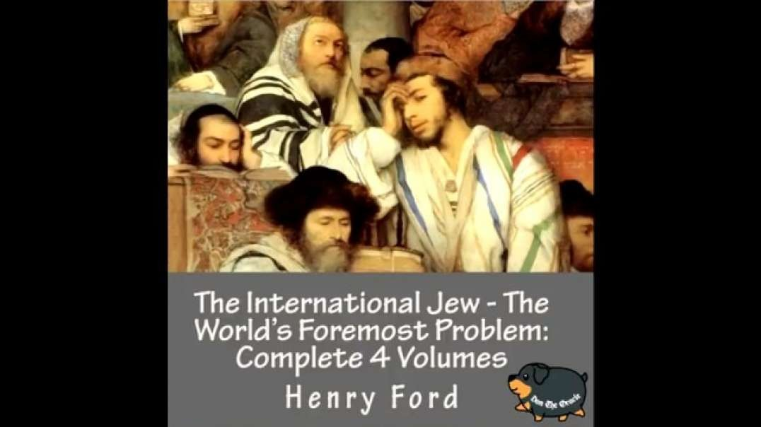 Alex Linder reads from The International Jew - Whites Evolving Past The Chains Of Christianity To White Well Being