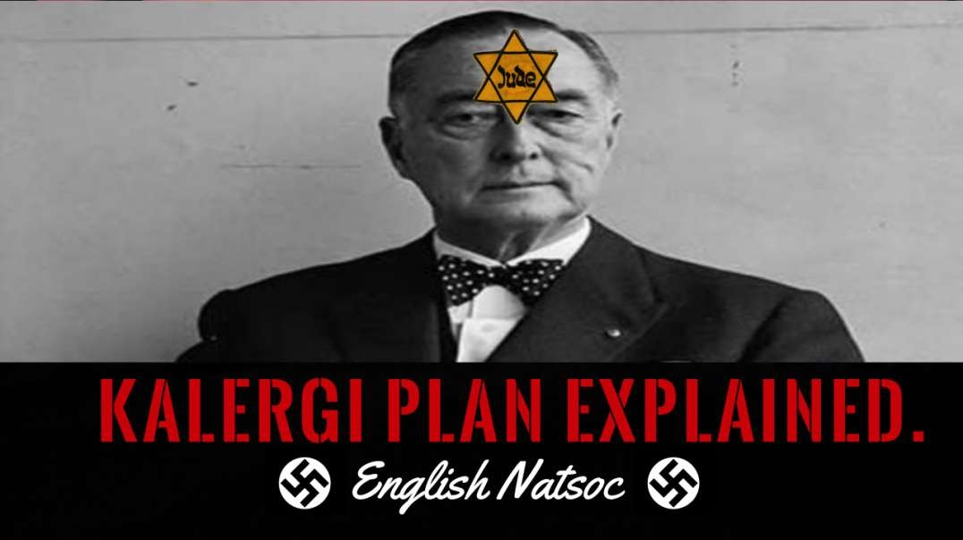 Kalergi Plan Explained.