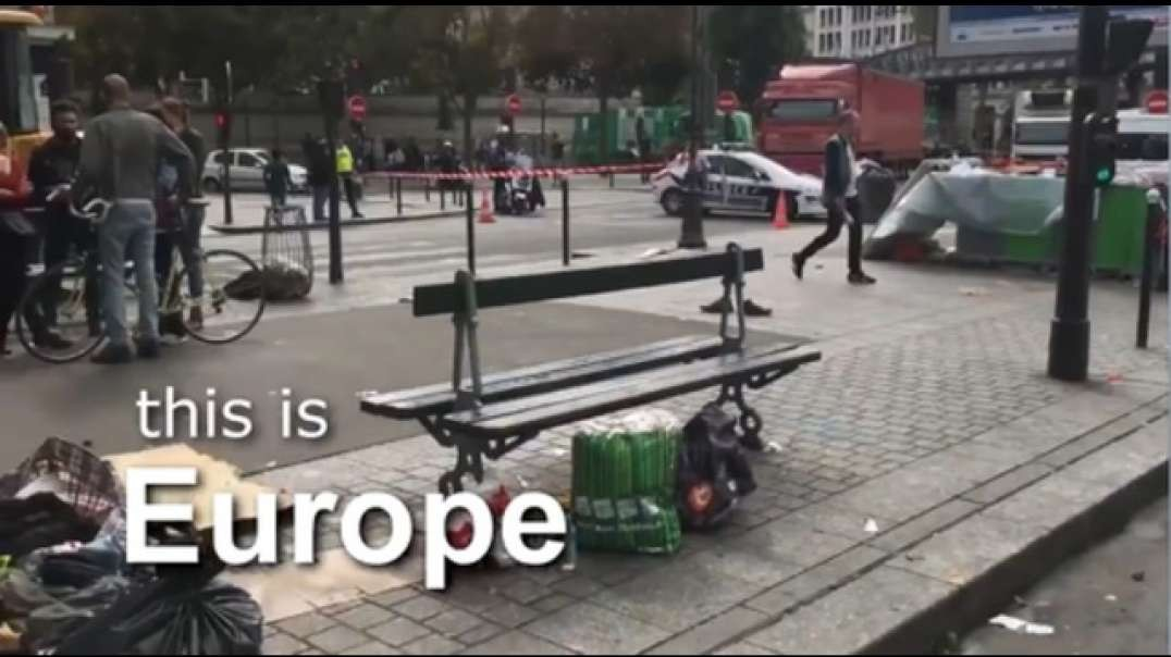 This is Europe [Erika edition]