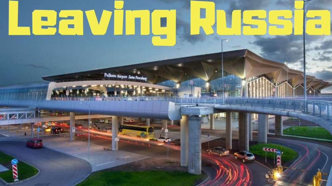 Check-In at Park Inn, Polkovo Airport, St Petersburg – Leaving Russia (pt 16 of 25)