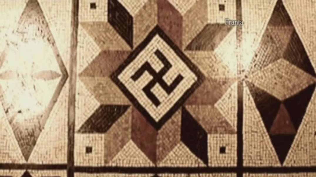 Another Oldest〔7,000-Year-Old〕Swastika Discovered in Europe