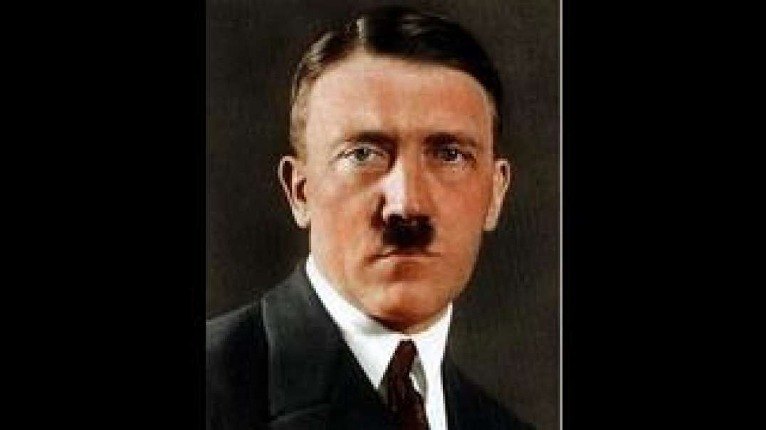 Adolf Hitlers Awakening to the the Jewish Problem - In His Own Words
