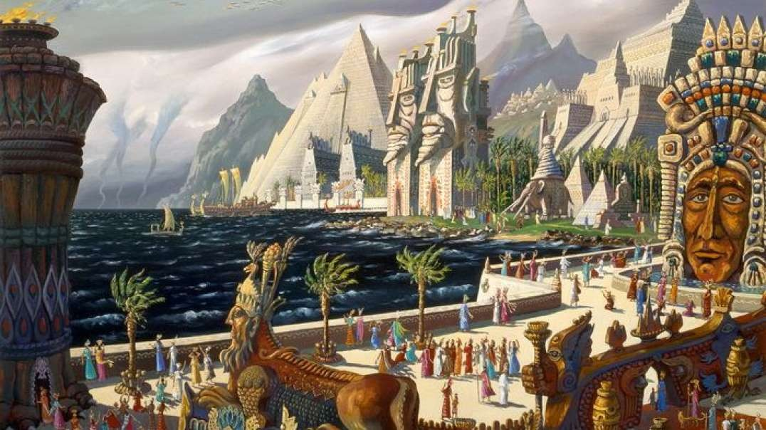 Lost History of the Empire of Atlantis - ROBERT SEPEHR