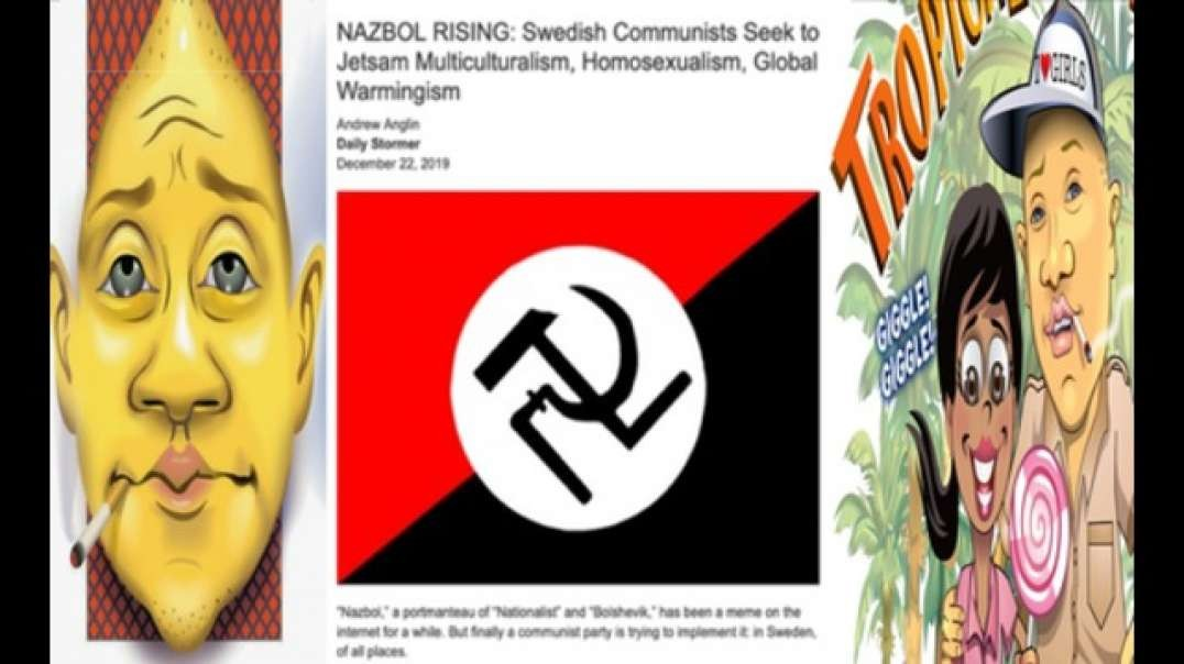 Andrew Anglin In a Nazbol
