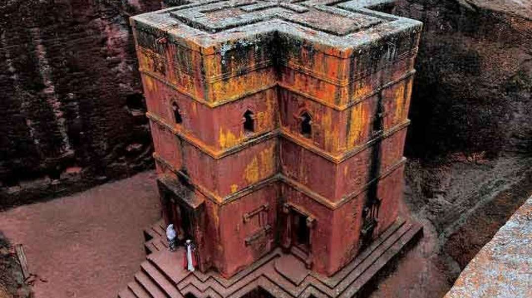 Stone Temples of Ethiopia - ROBERT SEPEHR