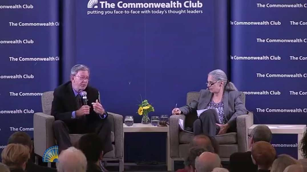 Stephen F. Cohen Speech 2015: about Syria, Paris attacks and Russia
