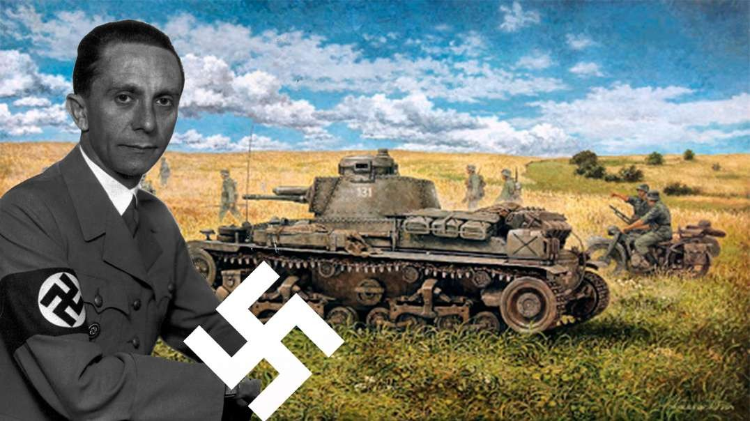 Doctor Goebbels: the great offensive
