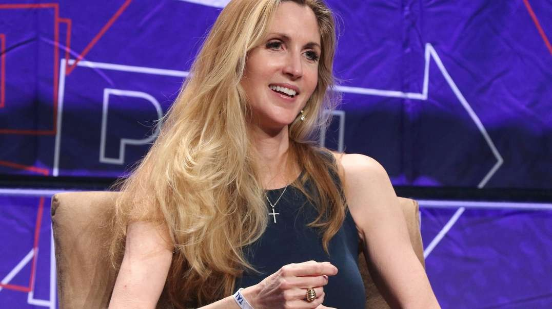 Ann Coulter names the Jew