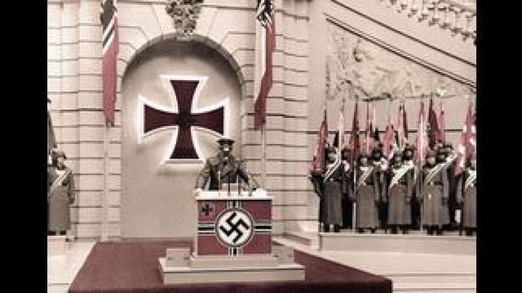Adolf Hitler: They've Made Our World Bleed