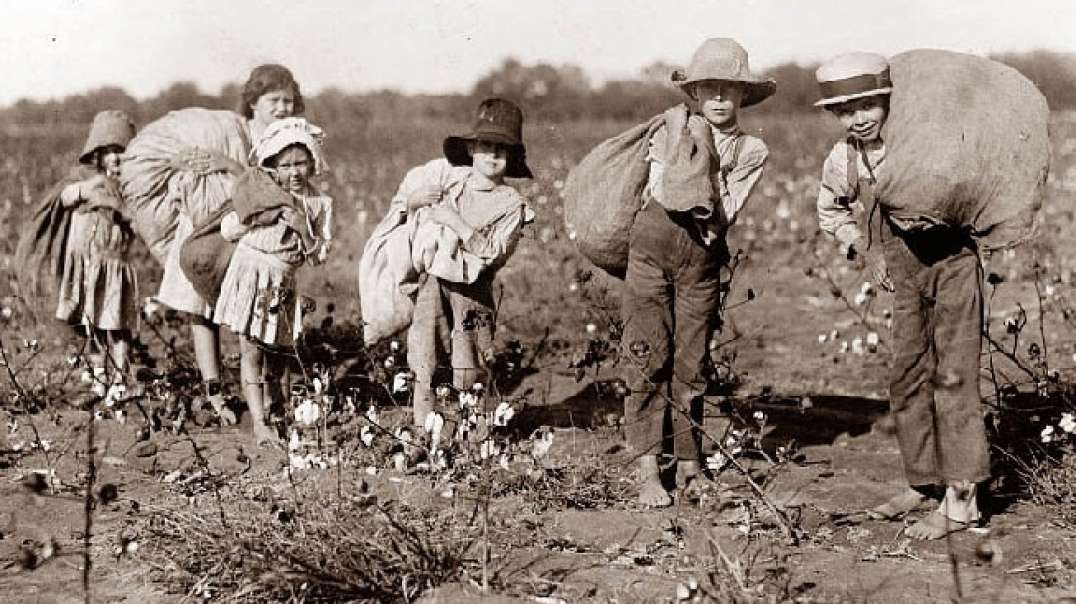 The Untold History of White Slavery!!!