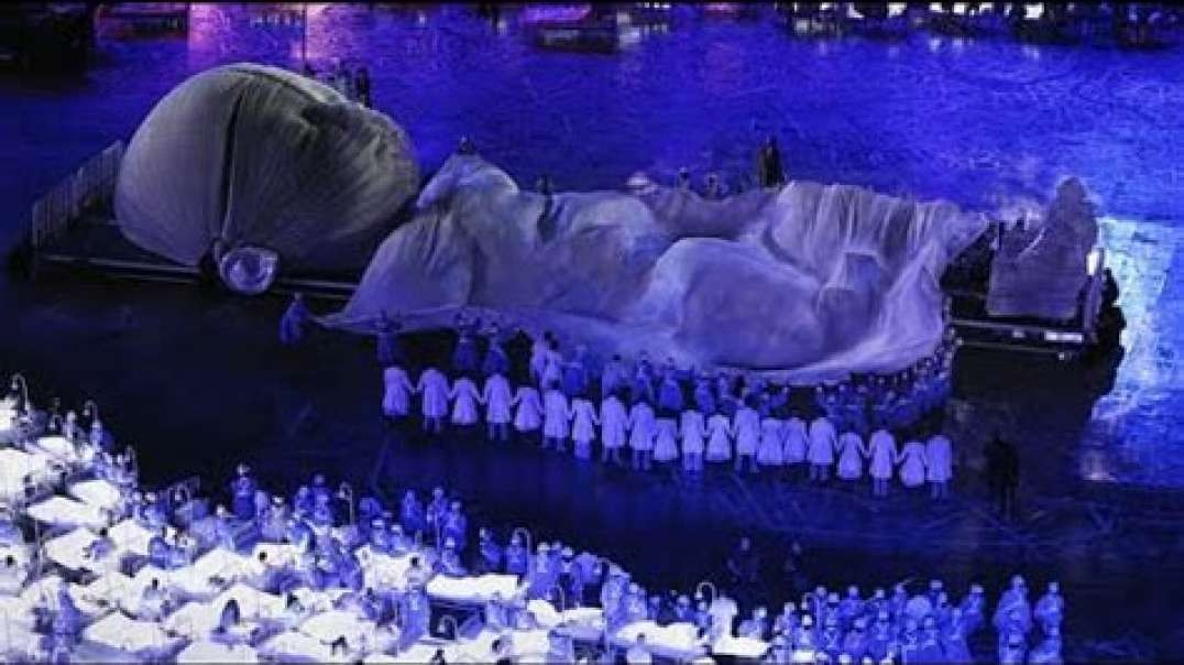 The opening ceremony of Olympic games in London, 2012 was Predictive programing for COVID19