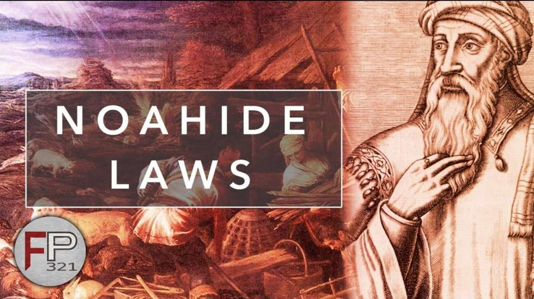 """Noahide Laws and the Divine Image"" (By: Transpocalypse Now)"