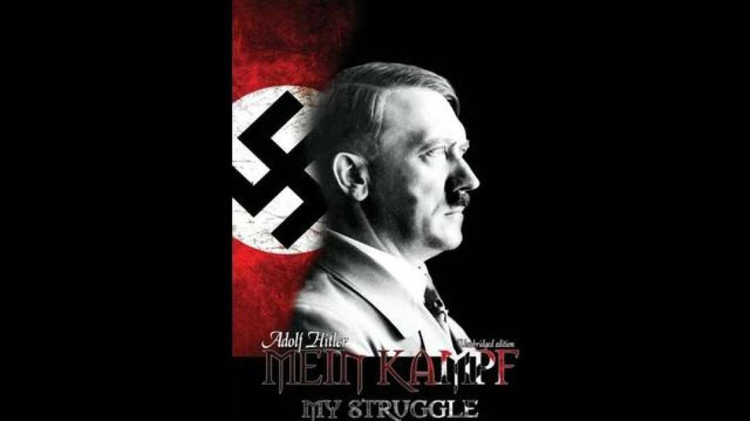 Adolf Hitler;s Mein Kampf - Forward and Chapter 2: Years of Study and Suffering in Vienna