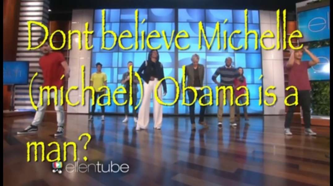 michelle or michael obama, you decide