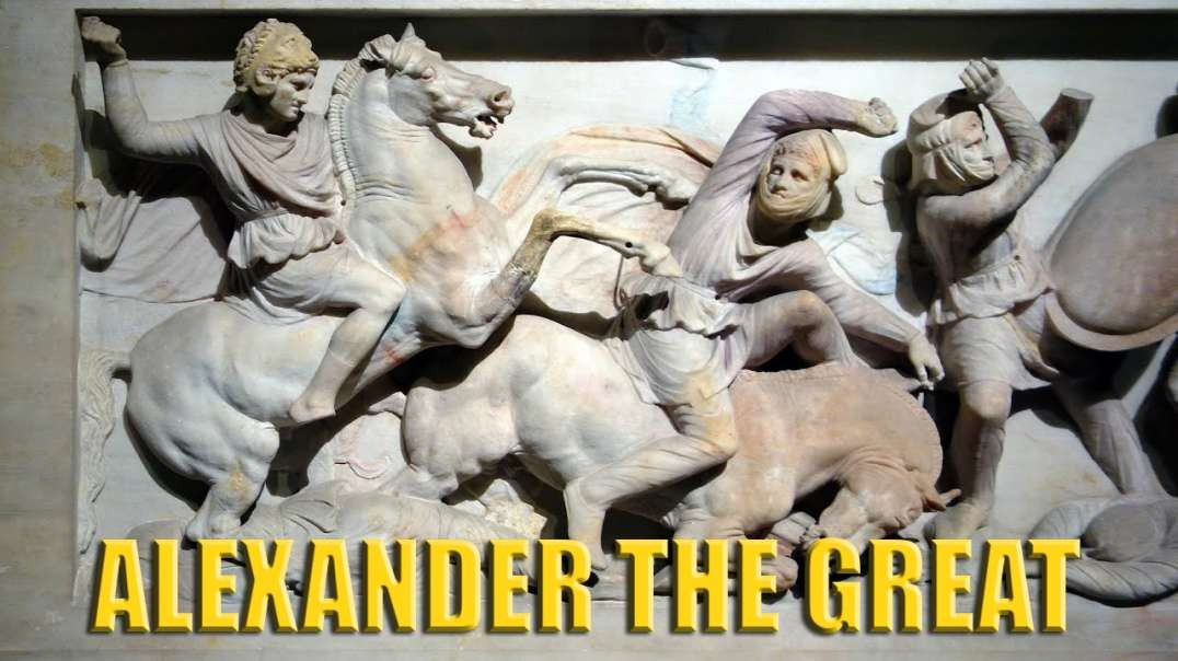 ALEXANDER THE GREAT AND HIS CONQUEST OF THE EAST