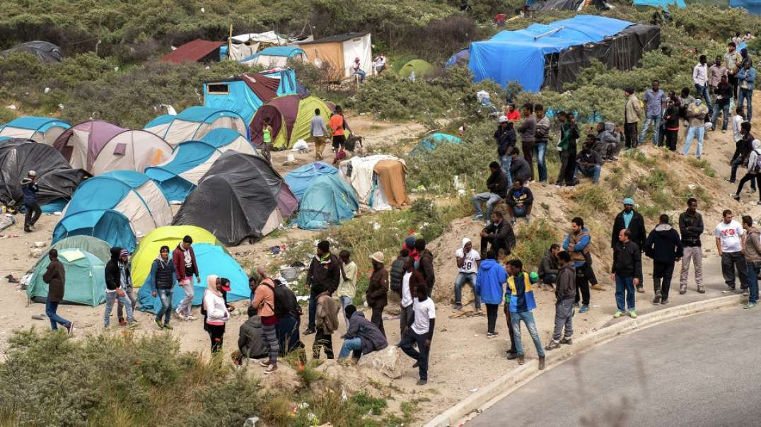 Resident of Calais Speaks: This is the Death of White Civilization!!