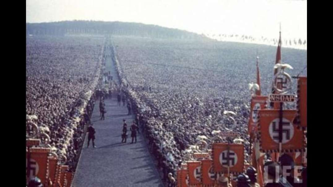 Triumph of the Will (1935) The glory of the National Socialist's of Germany