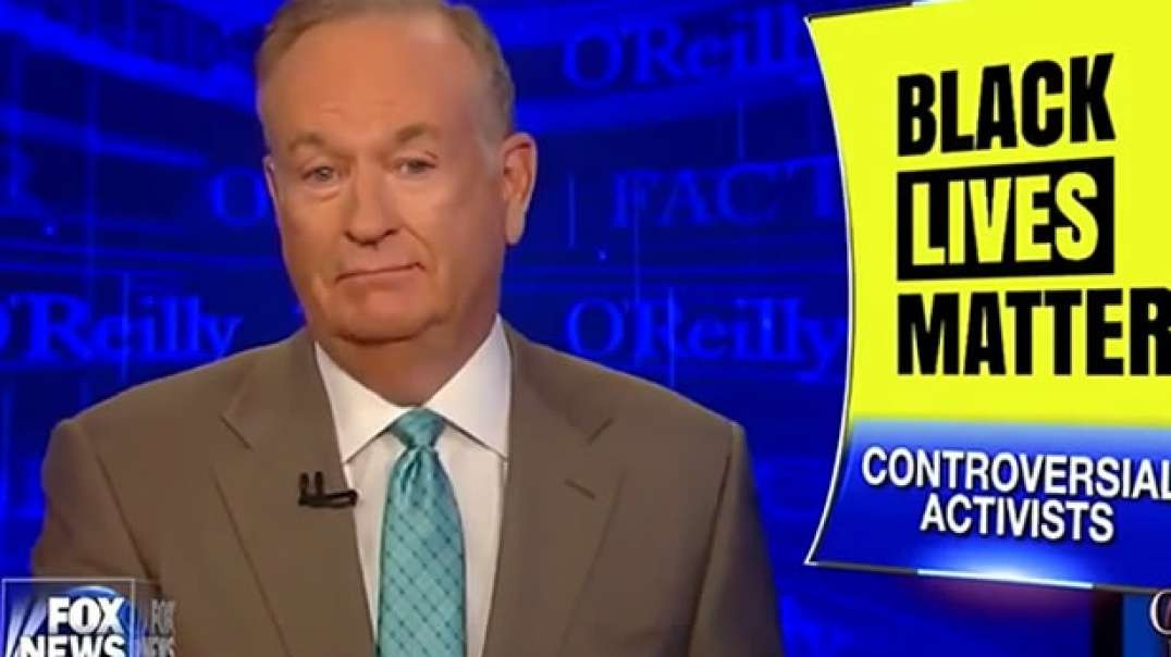 Bill O'Reilly breaks down how BLM is financed