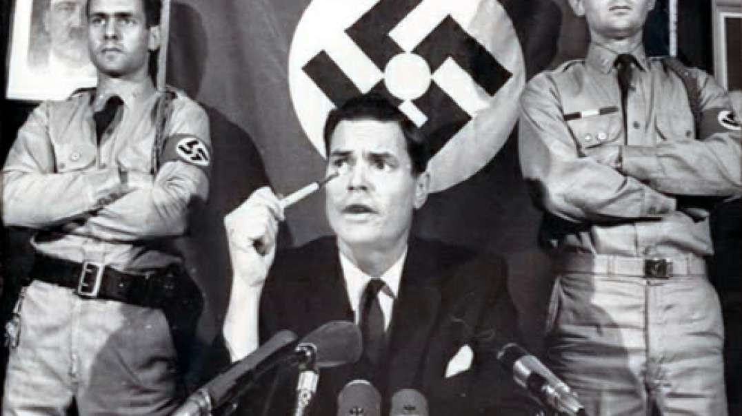 George Lincoln Rockwell University Of Washington Speech