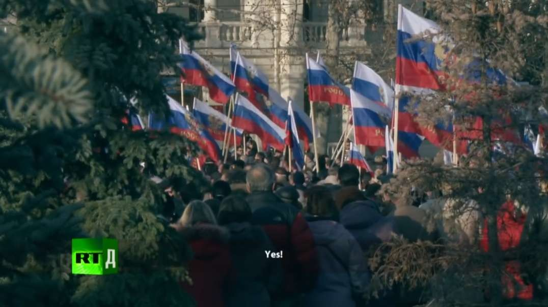 Crimea: Unmasking the Revolution