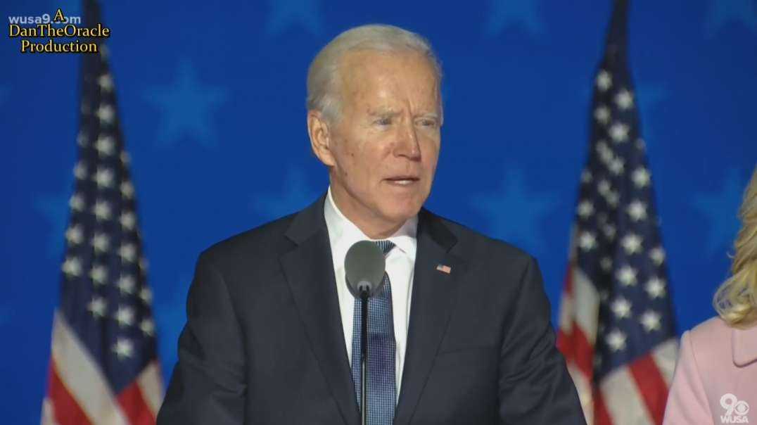 Delusional biden still thinks he has a chance to win