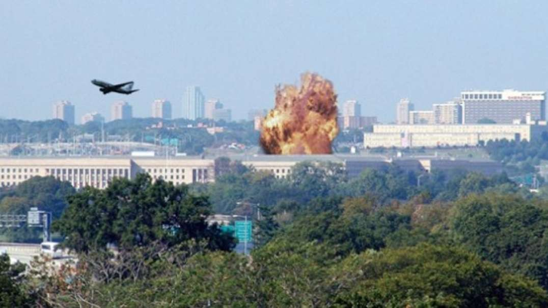Video of Cruise Missile Hitting the Pentagon on 911