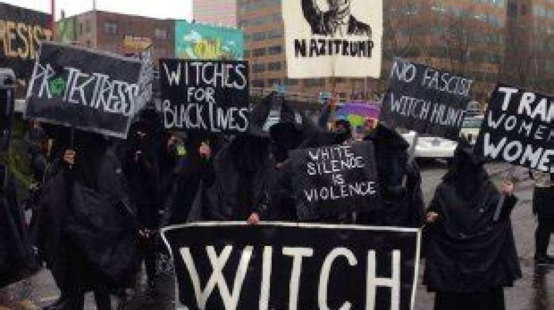 W.I.T.C.H, the feminist group that cursed Wall Street on Halloween