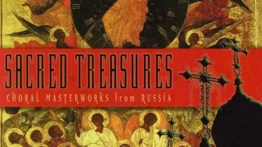 Sacred Treasures of the Russian Orthodox Church