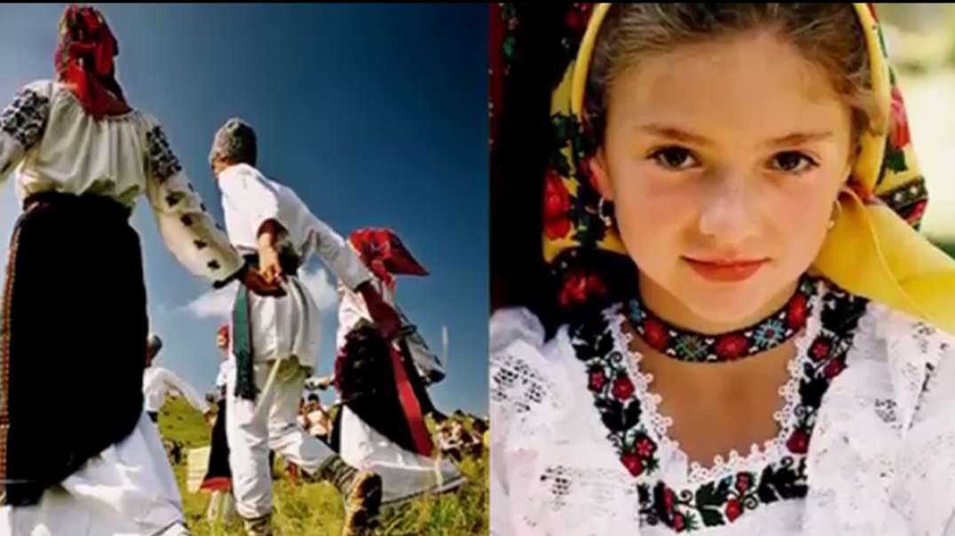 Romanian is NOT Gypsy -  Gypsies are from India- Romanians are Natives to Europe