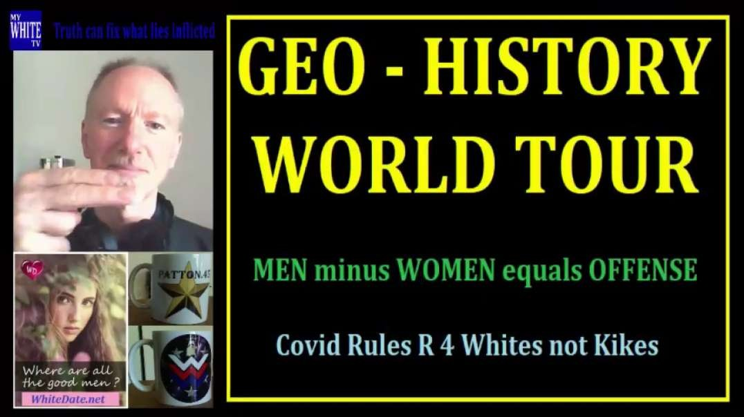 MyWhiteSHOW - Geo-History World Tour. Men Women Offense