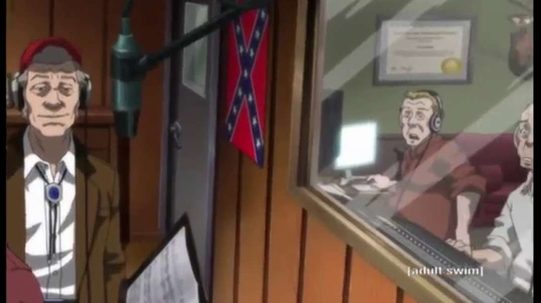 The Boondocks -  The President's a Nigger