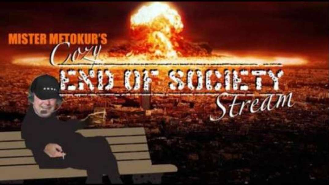 Mister Metokur's Cozy End Of Society Stream 17/11/2020