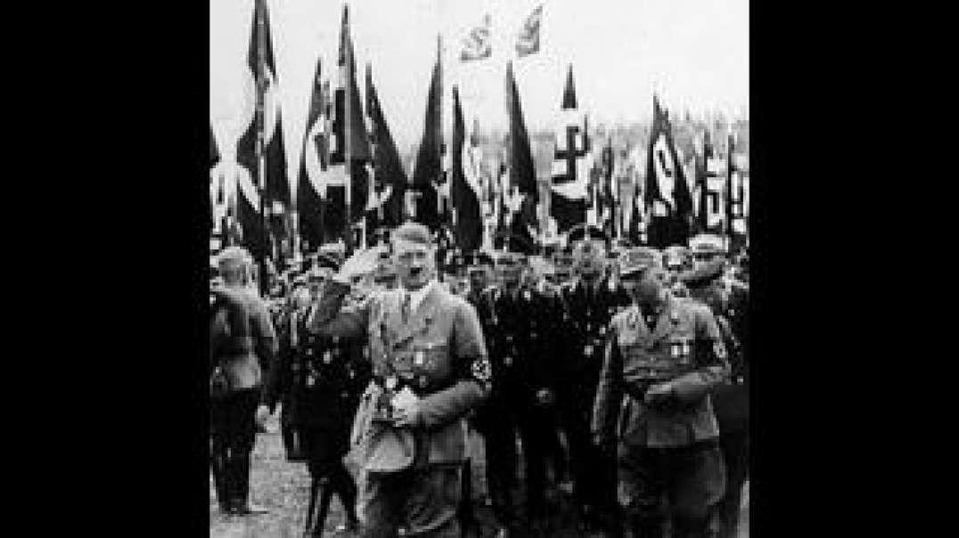 Adolf Hitler: They Will March With Us