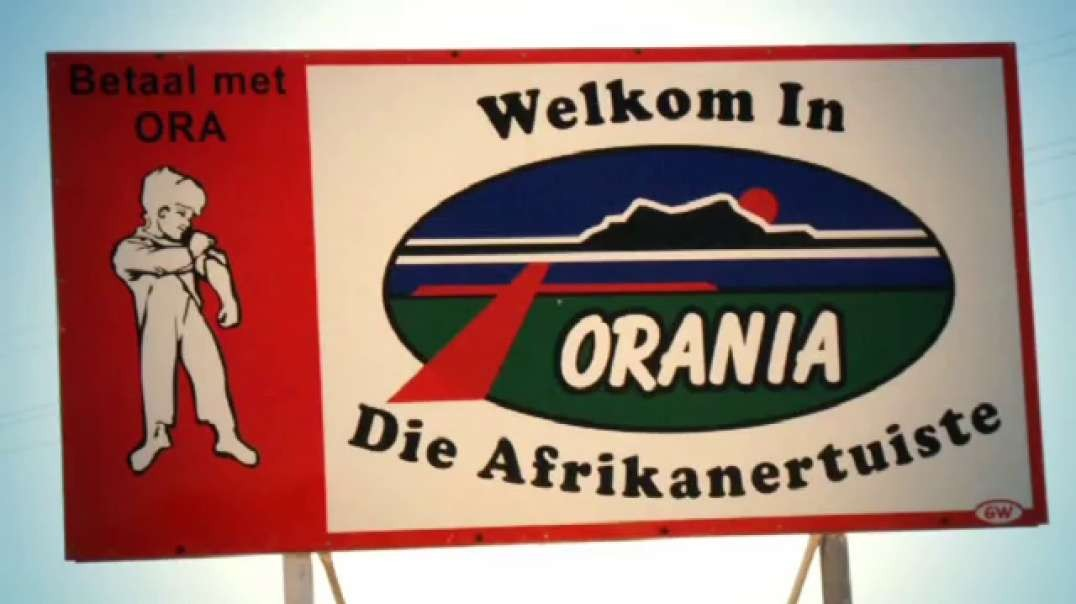 Orania, Nowhere Else (100% Aryan)