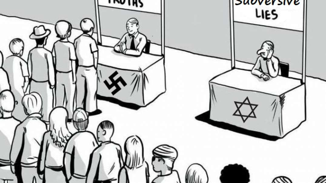 The Sad Truths of what the Jews have done to US! - Part 3 Homo Jewus-Infectus