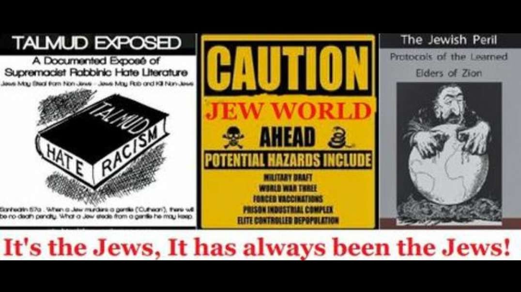 The Talmud and Khazarian Empire exposed