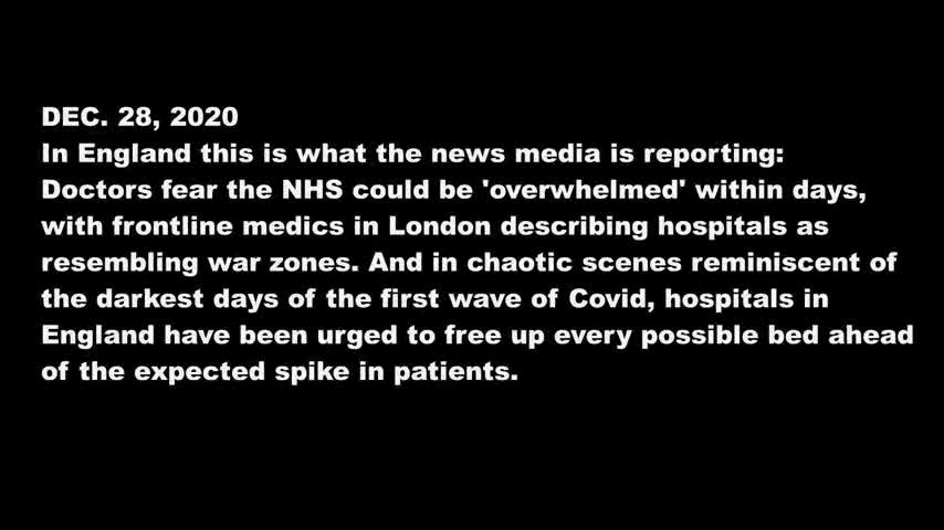 HOSPITALS AROUND THE WORLD REMAIN EMPTY - HERE'S THE PROOF