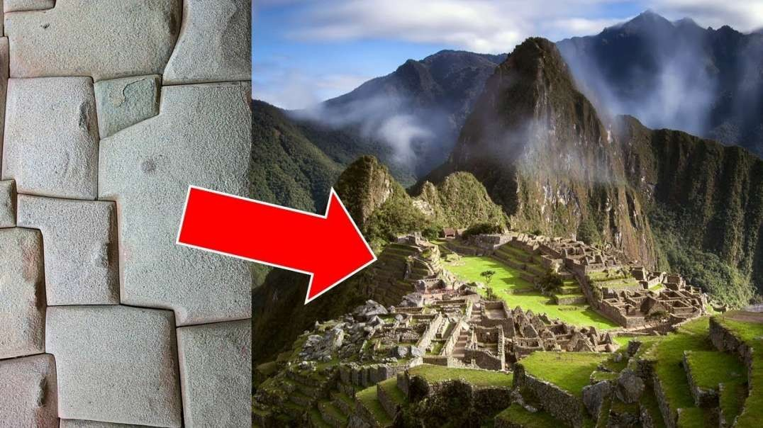 Machu Picchu - The Part They DON'T Teach in School - Whites built it? by Bright Insight